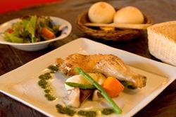 八戸・種差海岸の「隠れ家レストラン」