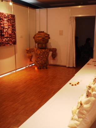 「とことん青森2010」縄文×jomonismART展♪(とことん調査隊員レポ2)