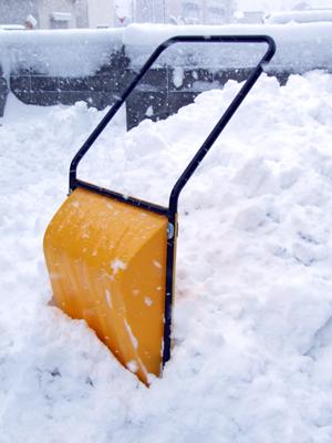 豪雪地帯の知的肉体労働「雪かき」