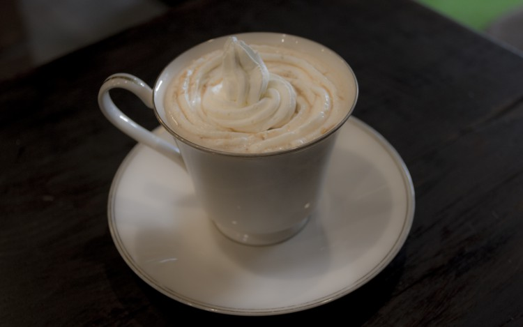 珈琲舎のコーヒーその2