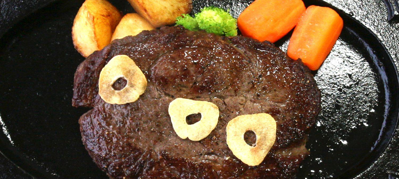 いまべつ牛ステーキ