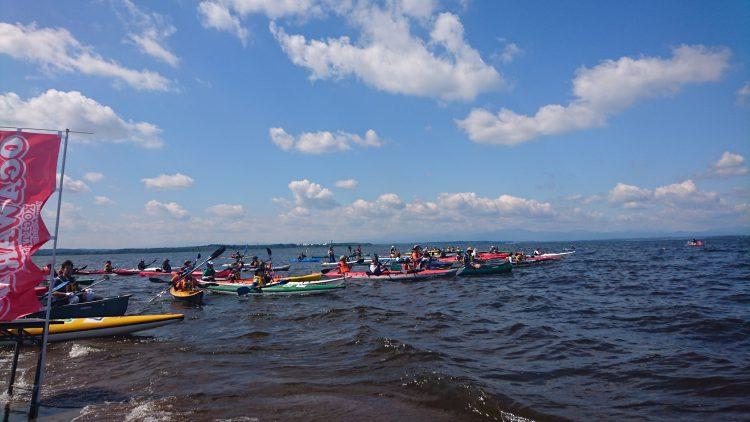 小川原湖漕ぎたいかい