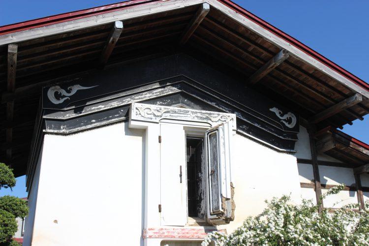 平川市金屋地区農家蔵