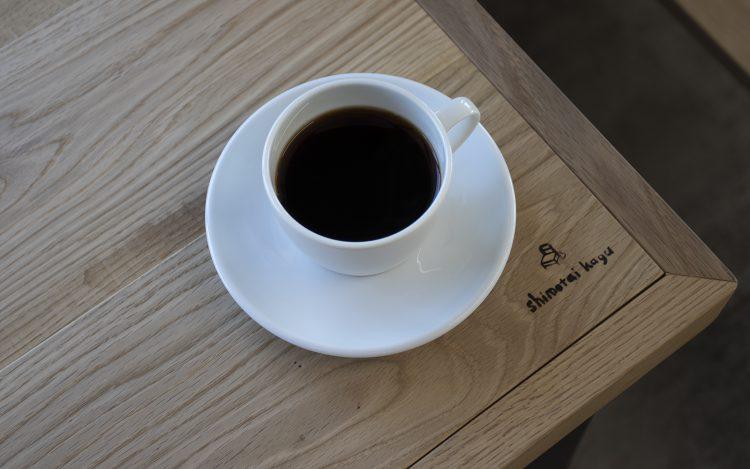 CAFE 水とコーヒー_コーヒー