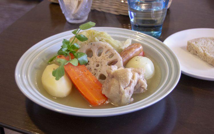 farm cafe orta_ごろごろ野菜のポトフセット