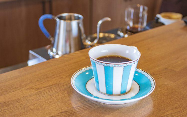 本日のドリップコーヒー