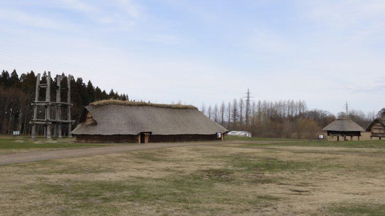 掘立柱建物 竪穴建物