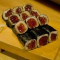 青森市で「すじこ」を食べる!その2~三九鮨の筋子巻