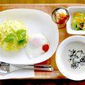 意識せずに、健康な食事が楽しめるカフェグリーンブリーズ(七戸町)