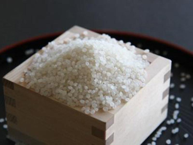 極小粒うるち米『つぶゆき』