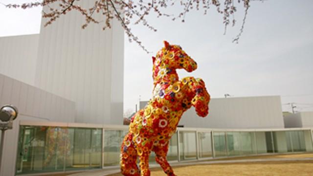 十和田市現代美術館 「アーティストの家」