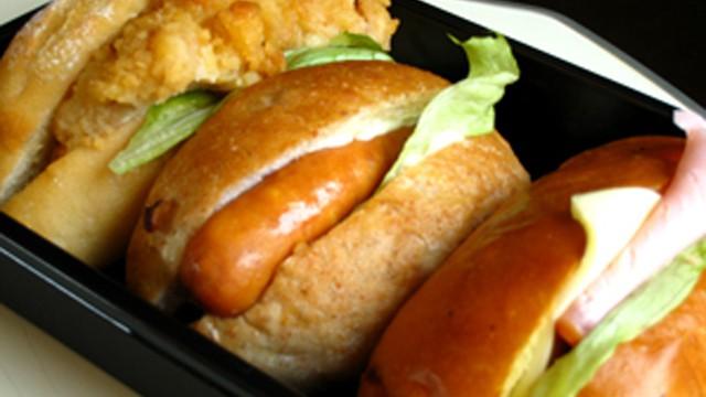 新幹線で食べるランチボックス