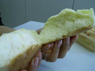 つがるメロンとメロンパン