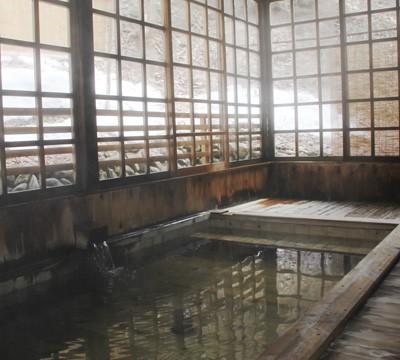 青荷温泉は震災にも強かった