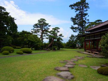 弘前さんぽ ~和と洋の癒しの空間 『藤田記念庭園』~