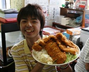 バック・トゥー・ザ・学生時代!「惣菜さとう」