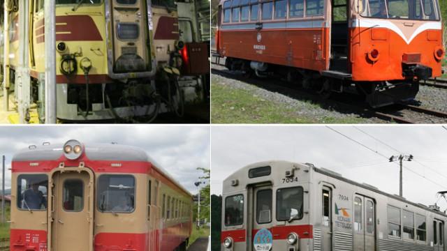 10月14日は鉄道の日。青い森鉄道まつり2011開催です。