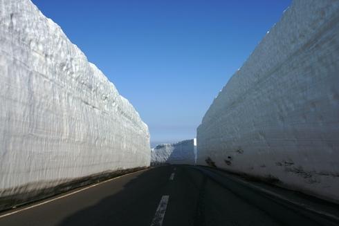 「雪の回廊」