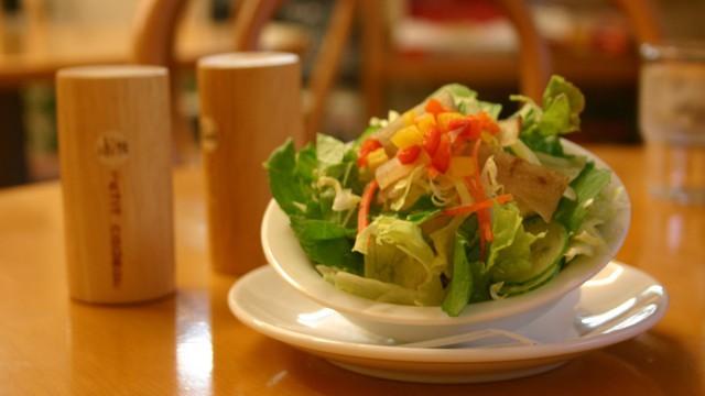 野菜ソムリエ店長の小さなレストラン