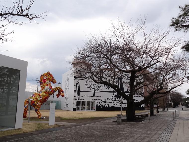 十和田市を「たび歩き」