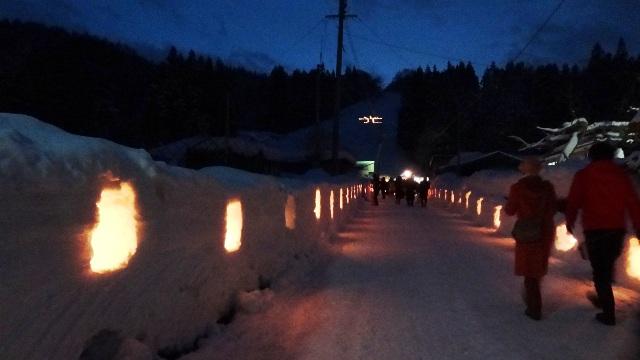 冬の温かさにふれた細野相沢冬物語