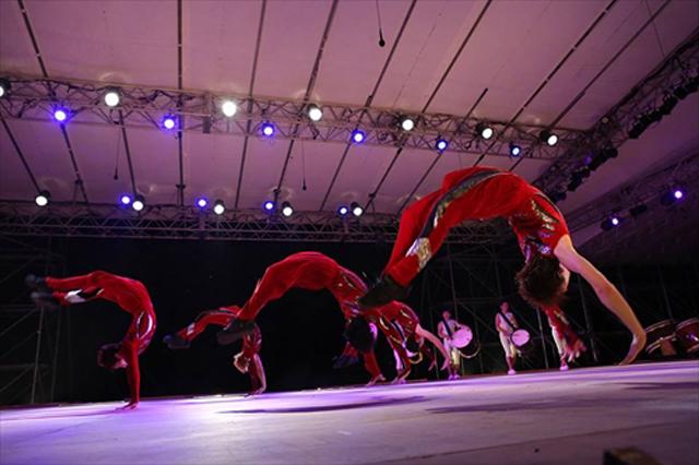 男子新体操舞台「BLUE VOL.03」