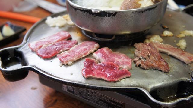 五戸の義経鍋