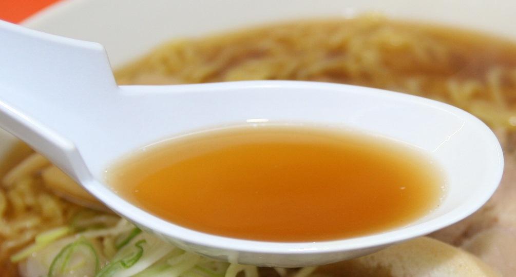 津軽煮干しラーメン「澄にぼし」
