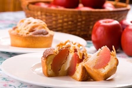 青森のおいしいアップルパイ1