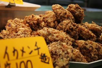 津軽駅前市場 「虹のマート」3