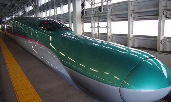 北海道新幹線開業!一番列車で「奥津軽いまべつ駅」へ