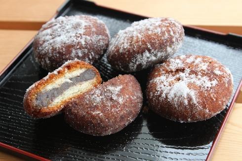 んぼアートの村にある小さなお菓子屋さん「鹿内製菓」