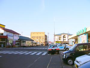 弘南バス 五所川原駅前案内所