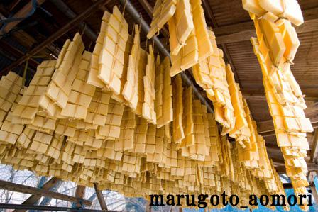 おいしい保存食「凍み豆腐(しみどうふ)」