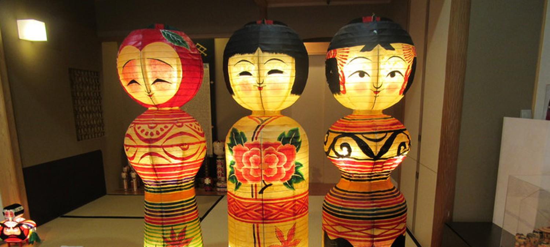 とげぬき地蔵でこけし!津軽のスゴ技を東京・巣鴨で大発見!