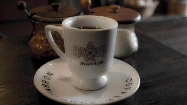 珈琲舎のコーヒーその1
