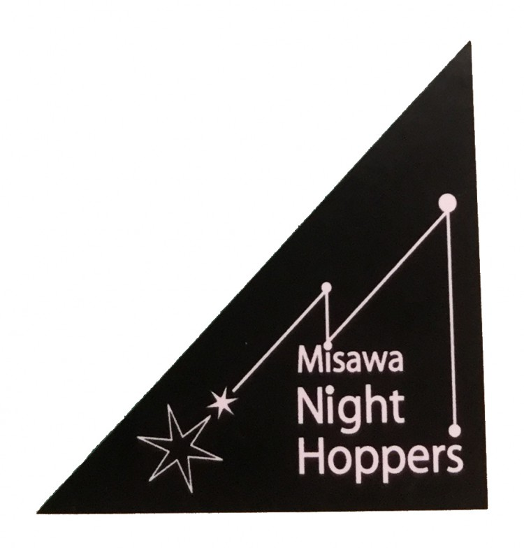 NIGHT HOPPERS ステッカー
