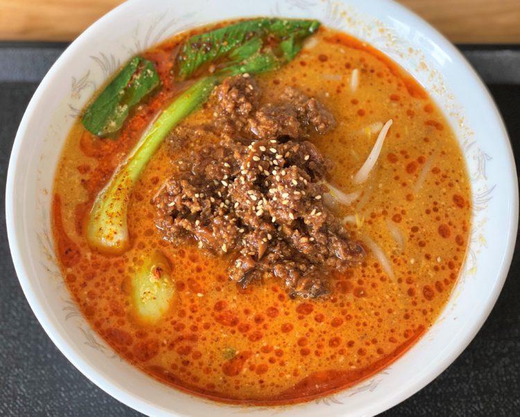 神武担々麺