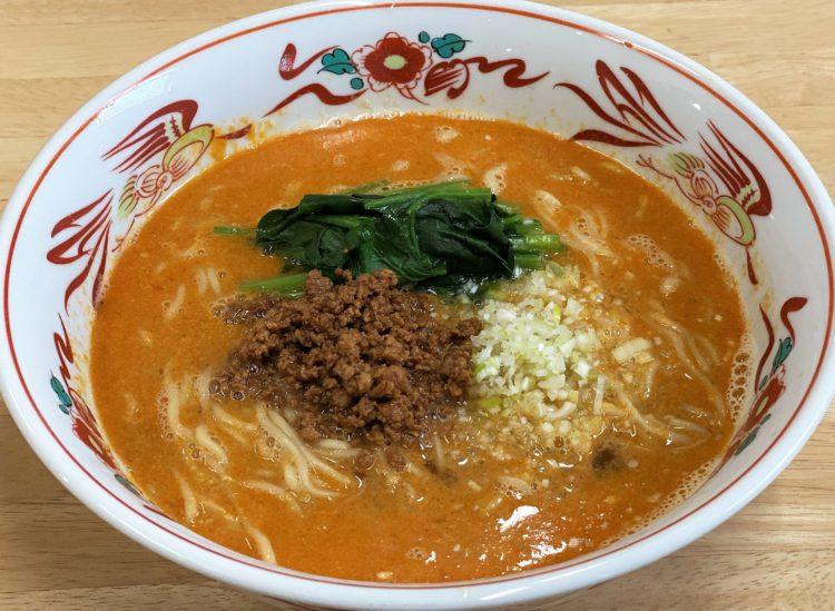 EVO2担々麺