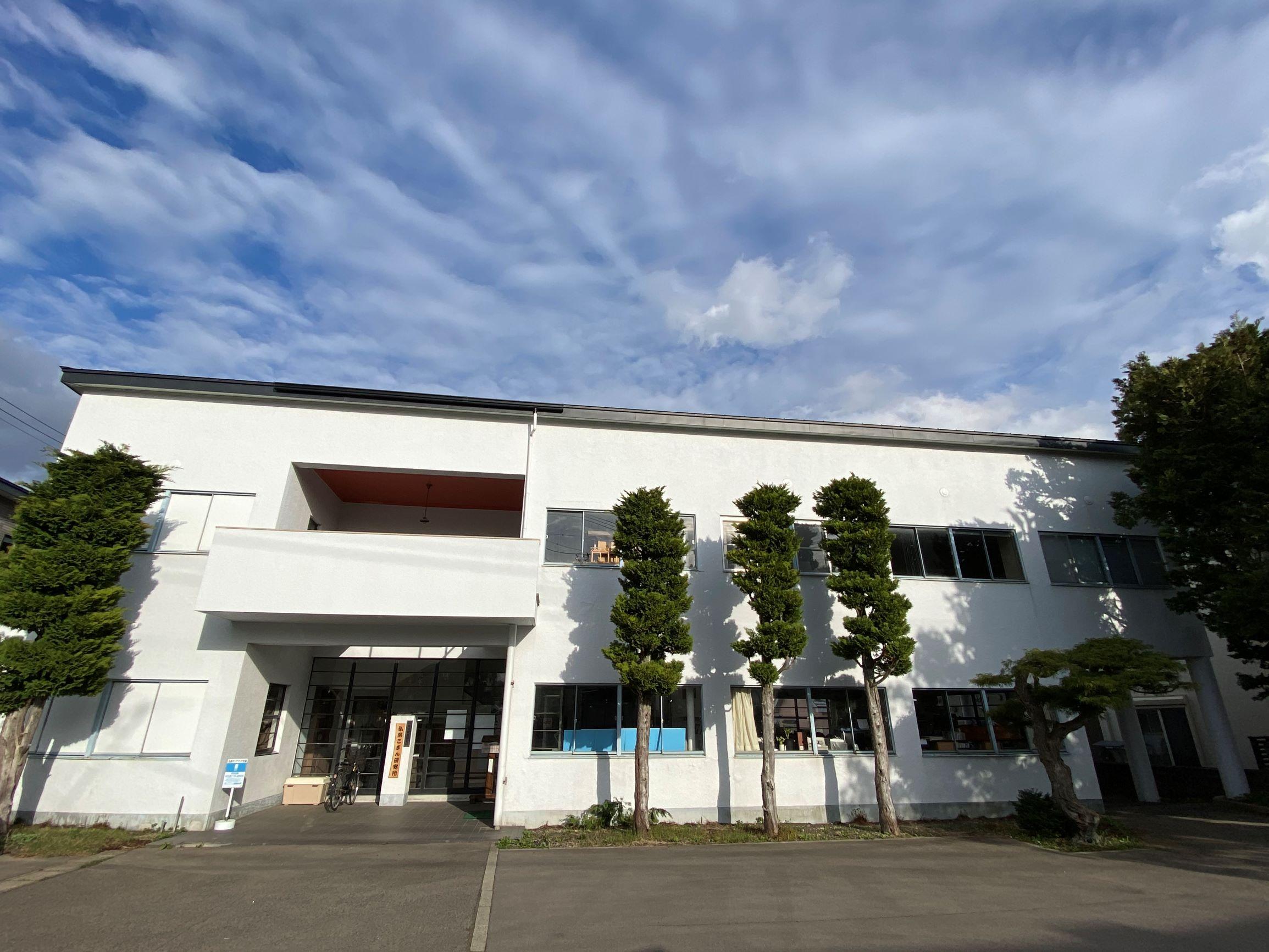 前川國男設計の洋館