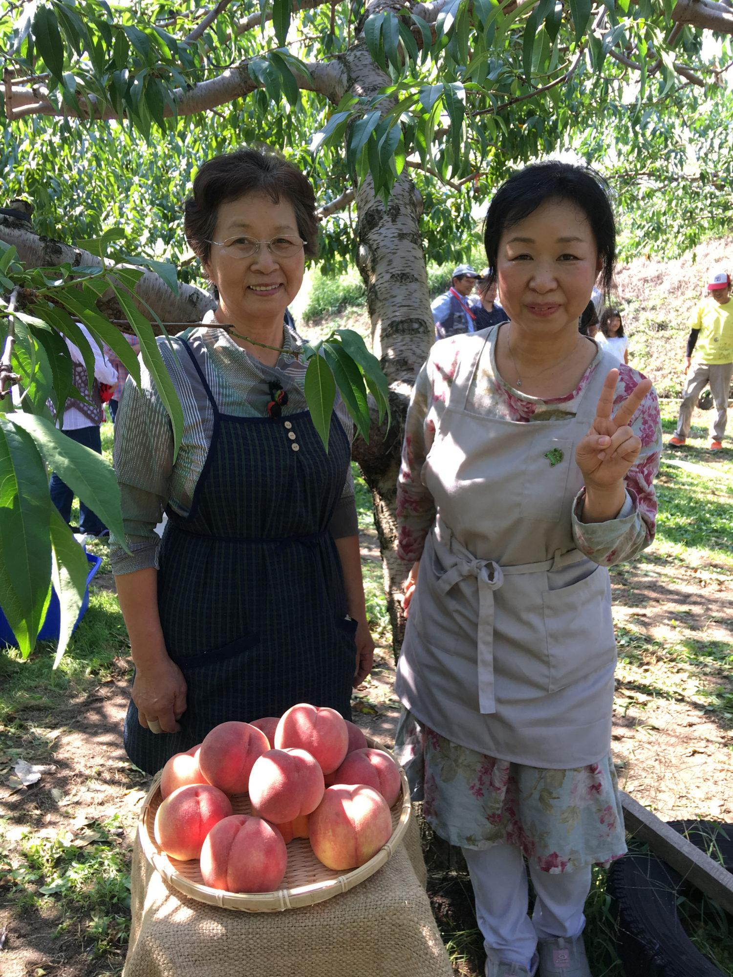 藤田さんとお母様